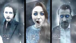 Snapchatte Game of Thrones çılgınlığı
