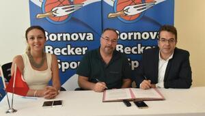 Bornova Beckerspora sponsor desteği