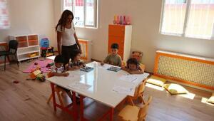 Nar Tanem çocuklara ve annelere hizmet etmeye devam ediyor