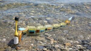 Yılan balığı şeklinde robot geliştirildi