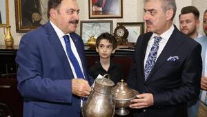 Bakan Eroğlu: Çankırı'yı çok seviyoruz