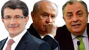 MHP-Davutoğlu kavgasına AK Partiden açıklama
