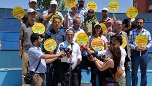 HDPnin vicdan ve adalet nöbeti 3ncü gününde