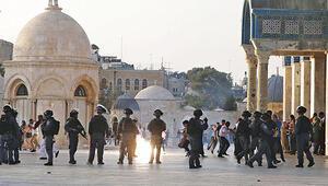 Mescid-i Aksada çatışma: Gergin dönüş