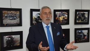 TESK Başkanı Palandöken:Hurda araçlara mutlaka bedel konmalı