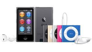 iPod Nano ve iPod Shuffle devri bitiyor
