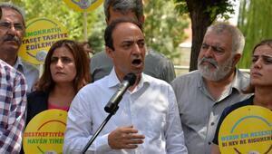 HDPli Baydemirin, Erdoğana çağrısı: Demirtaştan özür dile