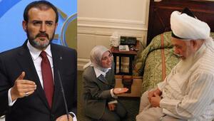 CHPnin Merve Kavakçı eleştirisine AK Partiden cevap