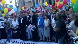 Uluslararası gazetecilerden Cumhuriyet tepkisi