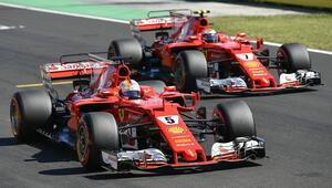 Macarsitanda pole Vettelin