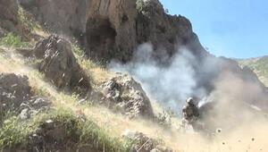 Şırnakta 9 PKKlı terörist etkisiz hale getirildi