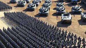 Gövde gösterisi yaptılar... En güçlü orduya ihtiyacımız var