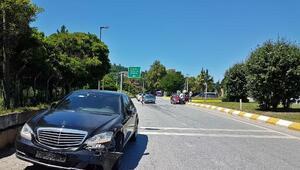 Sapancada trafik kazası: 4 yaralı