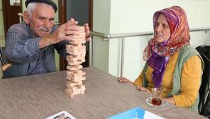 Koca Çınar Yaşam Merkezi yaşlılar için umut oldu