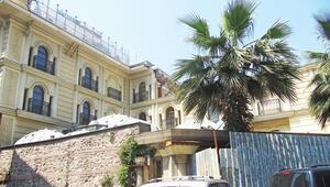 Koruma kurulu raporu: Tıraşlanan otel projeye uygun değil
