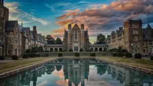 Dünyanın en güzel kampüslü 41 üniversitesi