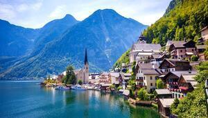 Avusturyada Rüya Gibi Bir Köy: Hallstatt
