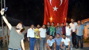Ağrıdan Bilecike, Kürtçe türkülerle asker uğurlaması