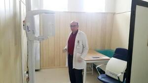 Panoramik röntgen hizmete girdi, diş sevkleri durdu