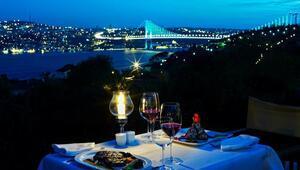 Sevgilinizle gidebileceğiniz romantik restoranlar