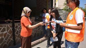 AIESEC öğrencilerinden örnek davranış