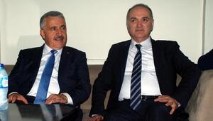 Bakan Arslan: Biz söz verdiysek gereğini yerine getiriyoruz (2)