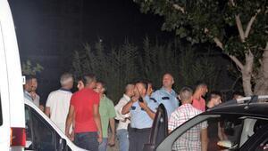 Asker uğurlama konvoyundakiler polisle tartıştı