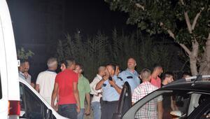 Adanada asker uğurlama konvoyundakiler polisle tartıştı