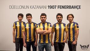 Süper Kupa şampiyonu 1907 Fenerbahçe