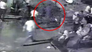 Parktaki asker uğurlaması kanlı bitti: 1i çocuk 5 yaralı