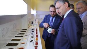 Çay İhtisas Borsasında kuru çay açık artırma ile satıldı