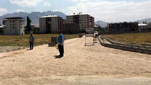 Vanın İpekyolu Belediyesi tarafından 4 yeni yol açıldı