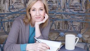 JK Rowling: 2017nin en çok kazanan yazarı
