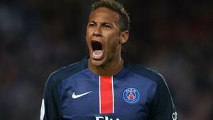 Ligue 1de perde açıldı... Neymar gollerini SPOR ARENAda atıyor