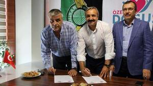 Akhisar Belediyespor sağlık sponsorluğu anlaşması imzaladı