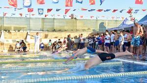 Dulkadiroğluna yarı olimpik yüzme havuzu