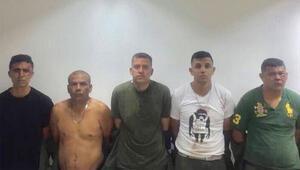 Venezuelada darbe girişimi bastırıldı