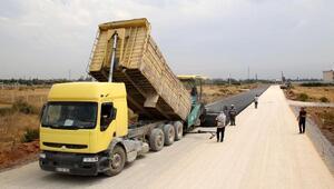 Döşemealtı asfalt yollara kavuştu