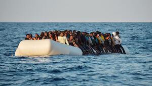 40-50 şişme bot aynı anda denize açılıyor