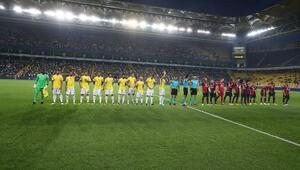 Fenerbahçe - Cagliari Calcio: 1-0