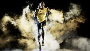 Usain Bolt'a anlamlı hediye