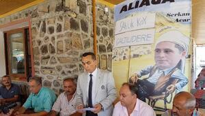 Aliağadaki tartışmalı arazi satışına CHP ve AK Partiden tepki