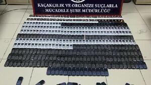 Diyarbakır'da kaçakçılık operasyonları