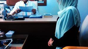 Müslüman oldu, ardından nikah masasına oturdu