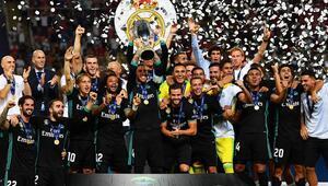 Avrupanın en büyüğü Real Madrid