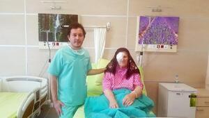 Sarıkayada ilk Katarakt Ameliyatı