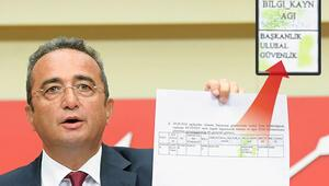 CHPden özel istihbarat örgütü iddiası