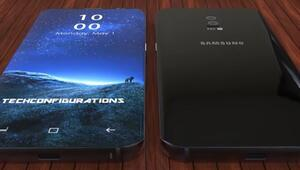 Galaxy S9un pili çok daha büyük olacak