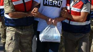 Hero tişörtü nedeniyle 5 görevli açığa alındı