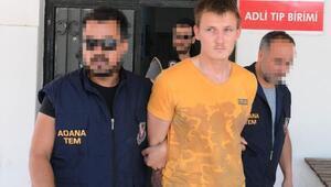 Drone ile İncirlik Hava Üssüne saldırı hazırlığındaki DEAŞlı Rus terörist Adanada yakalandı